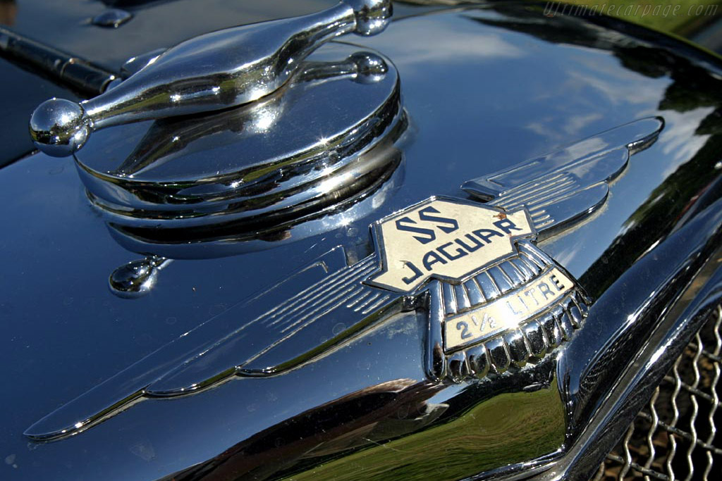 Jaguar SS 100 2.5-litre Roadster    - 2004 European Concours d'Elegance