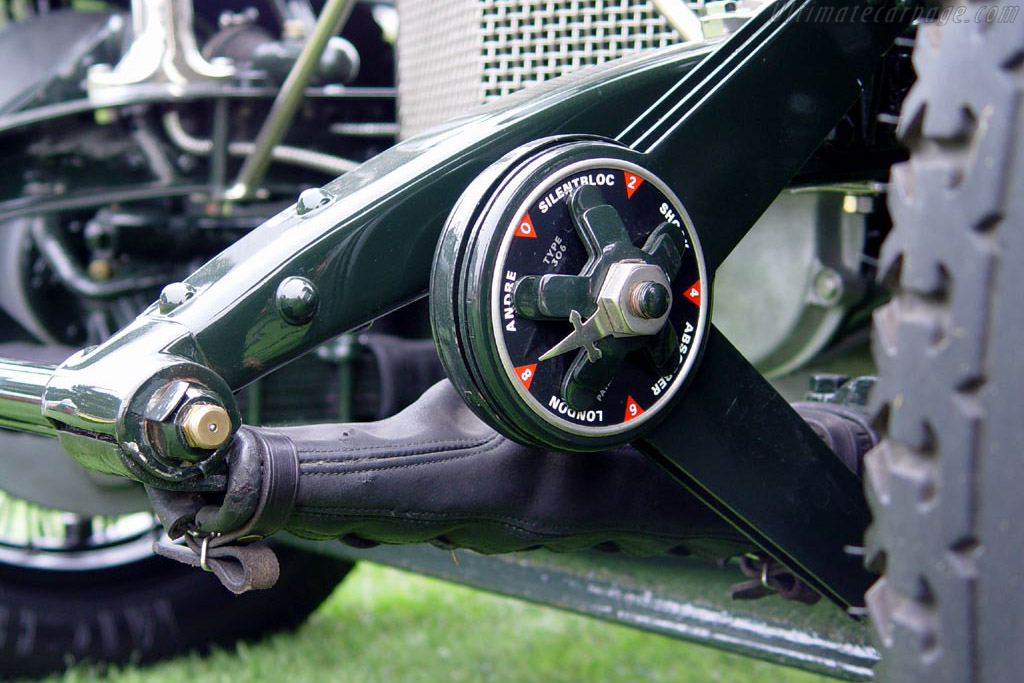 Bentley 3 Litre Speed Model Vanden Plas Tourer - Chassis: ?   - 2004 The Quail, a Motorsports Gathering
