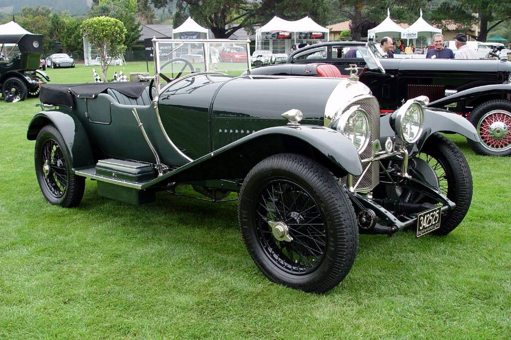 Click here to open the Bentley 3 Litre Speed Model Vanden Plas Tourer gallery