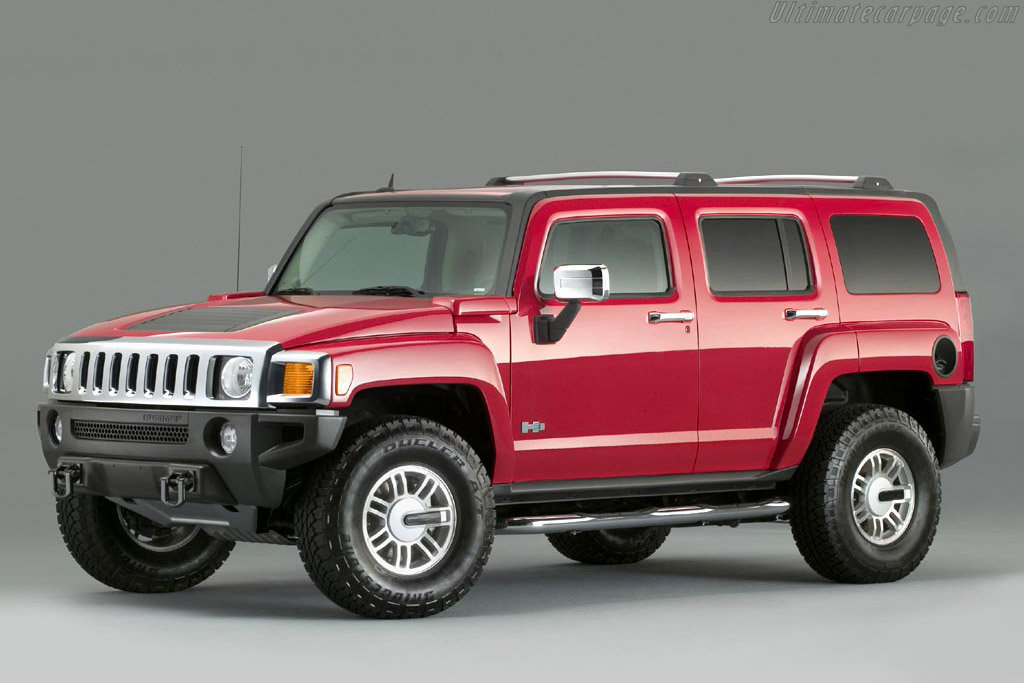 Click here to open the Hummer H3 gallery
