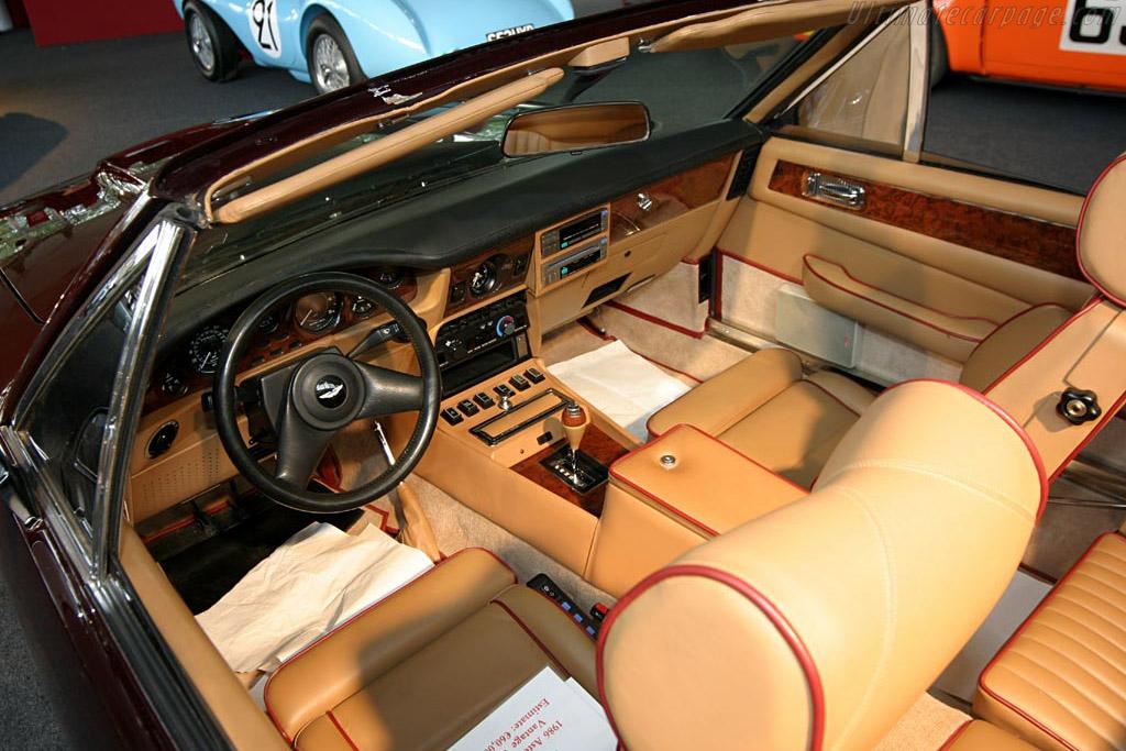 Aston Martin V8 Vantage Volante - Chassis: SCFCV81C8GTL15435   - 2004 Le Mans Classic