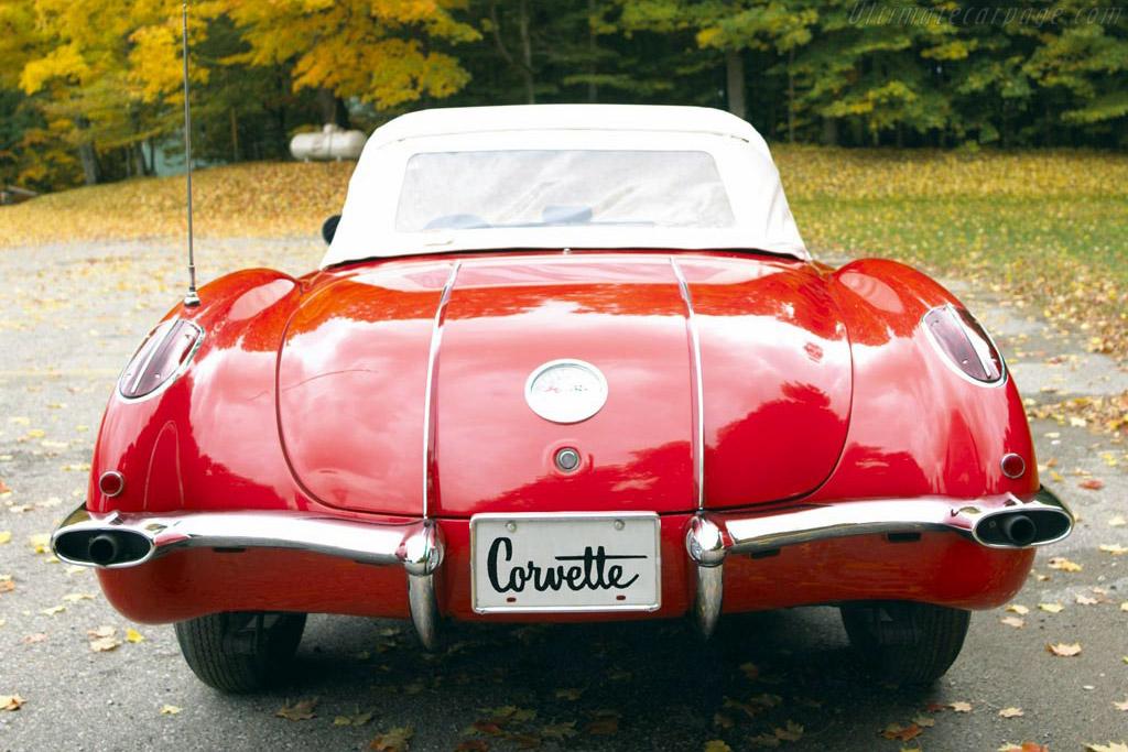 Chevrolet Corvette C1 V8 Convertible