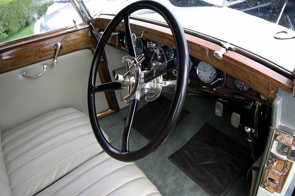Hispano Suiza T49 d'Ieteren Cabriolet    - 2004 European Concours d'Elegance