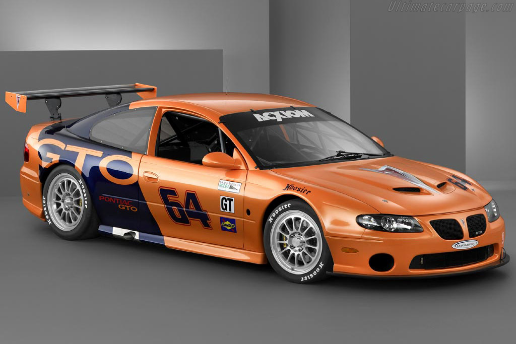 Click here to open the Pontiac GTO Grand Am GT gallery