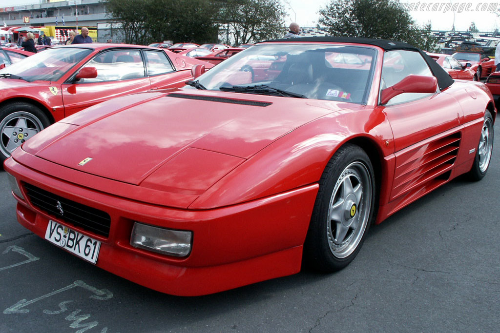 Click here to open the Ferrari 348 Spider gallery