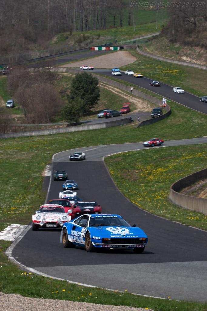 Ferrari 308 GTB Group 4 - Chassis: 31135  - 2010 Tour Auto