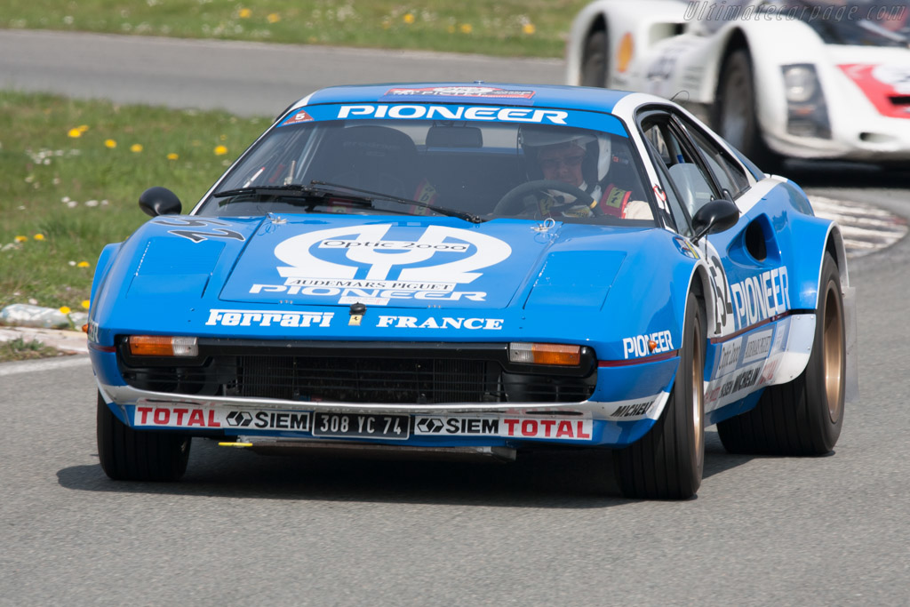 Ferrari 308 GTB Group 4 - Chassis: 31135   - 2010 Tour Auto