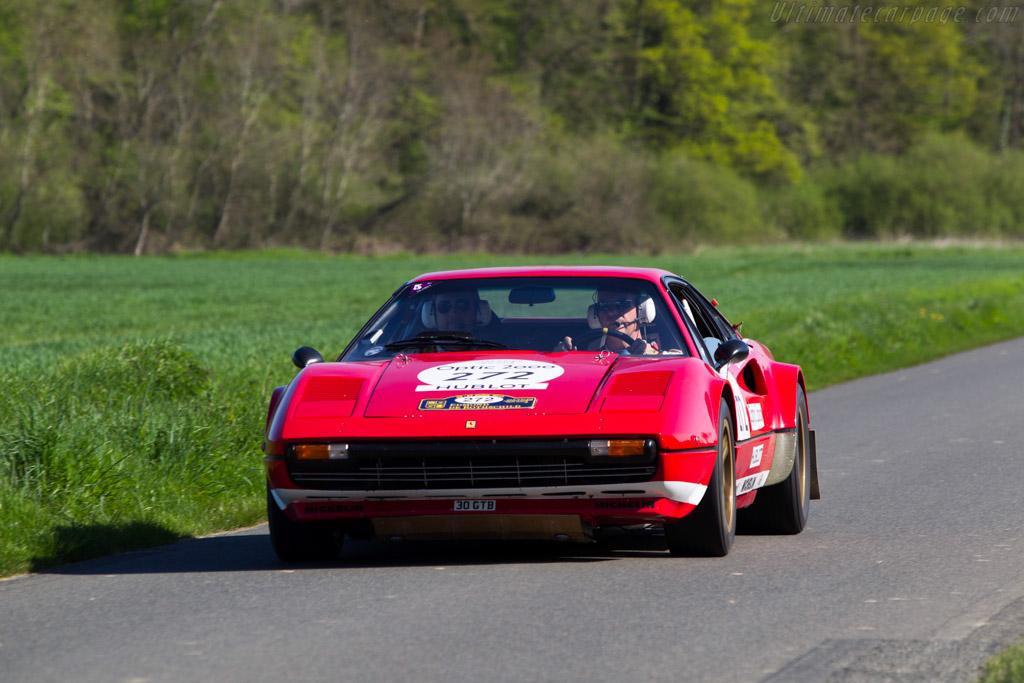 Ferrari 308 GTB Group 4 - Chassis: 21883   - 2013 Tour Auto
