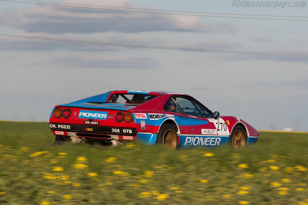 Ferrari 308 GTB Group 4 - Chassis: 20373   - 2013 Tour Auto