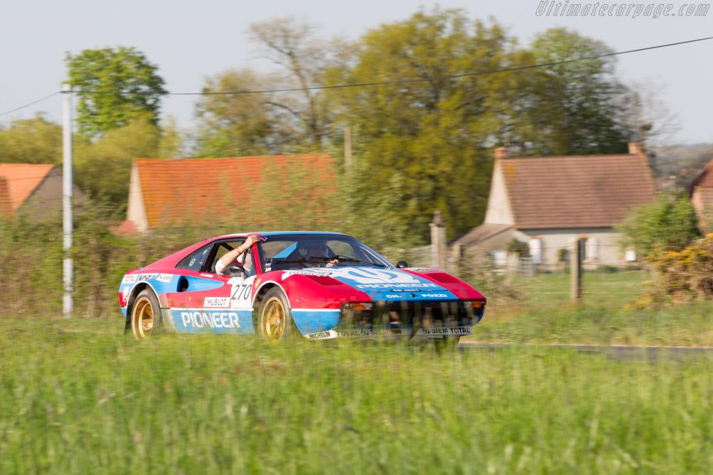 Ferrari 308 Gtb Group 4 Chassis 20373 2013 Tour Auto