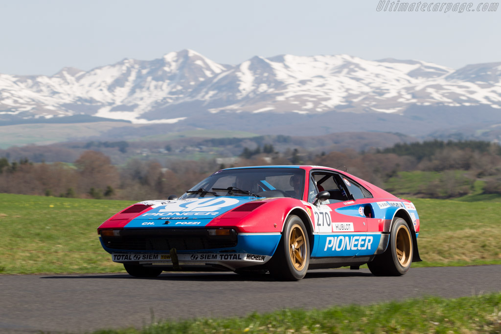 Ferrari 308 GTB Group 4 - Chassis: 20373   - 2013 Tour Auto