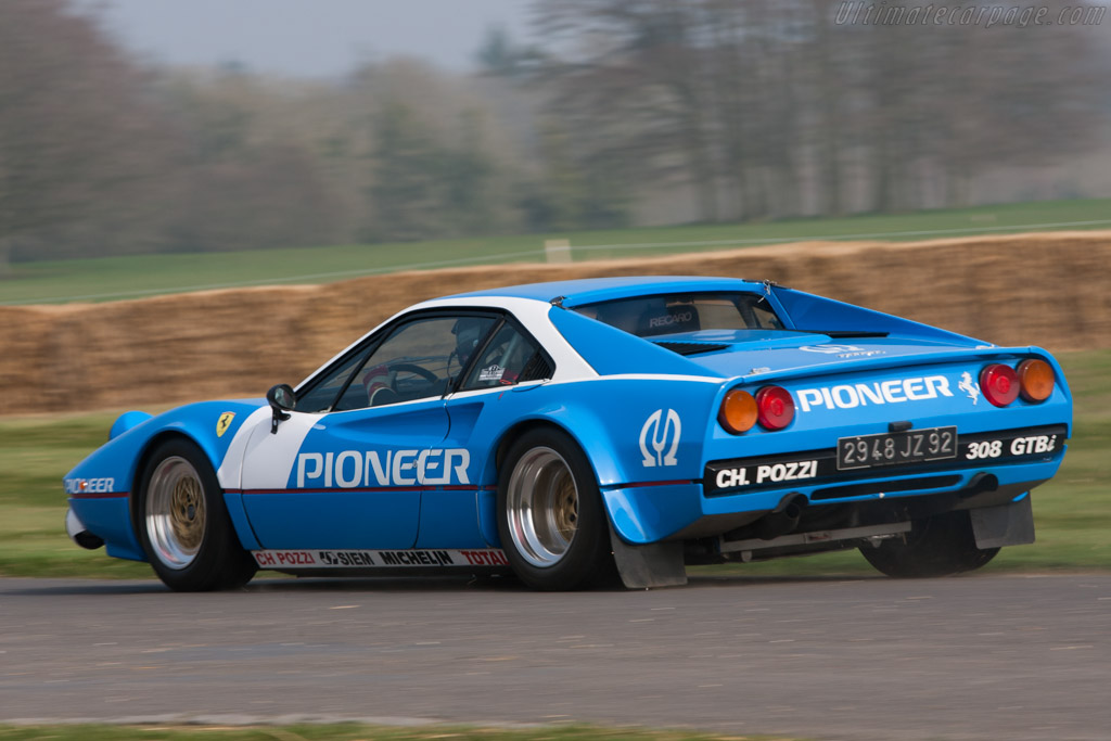 Ferrari 308 GTB Group 4 - Chassis: 20951   - 2012 Goodwood Preview
