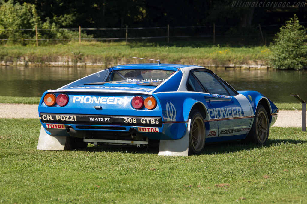 Ferrari 308 GTB Group 4 - Chassis: 21071   - 2016 Chantilly Arts & Elegance