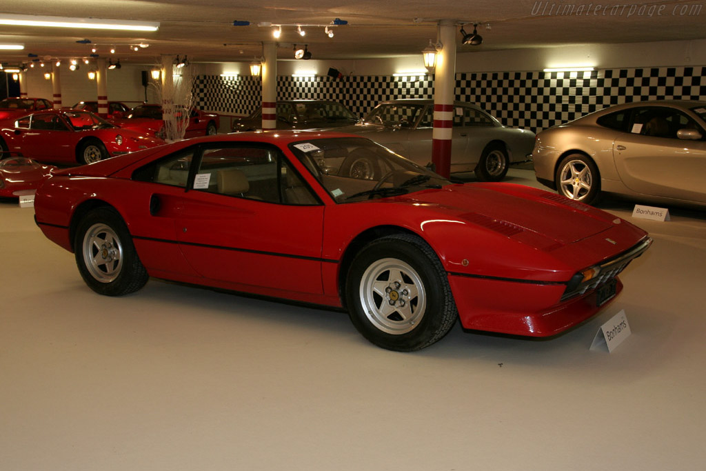 Click here to open the Ferrari 308 GTBi gallery