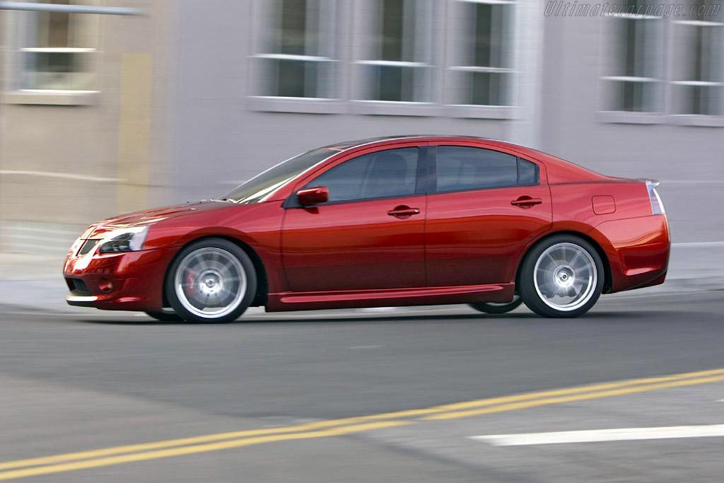 Mitsubishi Galant Ralliart Concept