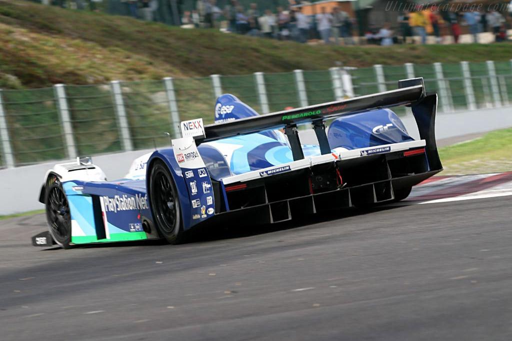 Pescarolo Courage C60 EVO 04 Judd - Chassis: 3   - 2004 Le Mans Endurance Series Spa 1000 km