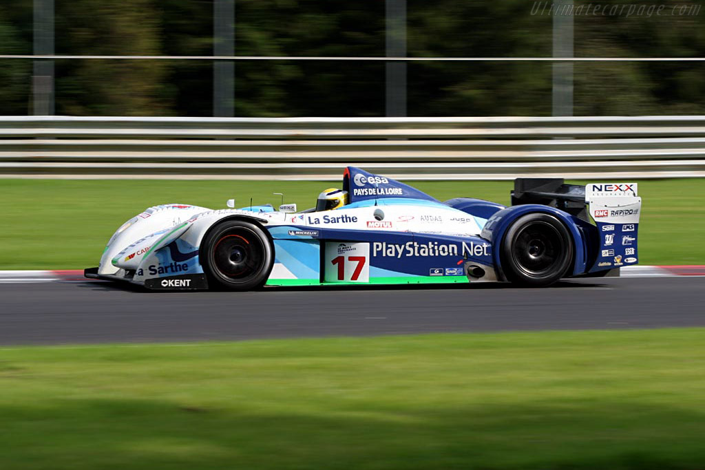 Pescarolo Courage C60 EVO 04 Judd - Chassis: 3   - 2004 Le Mans Endurance Series Spa 1000 km
