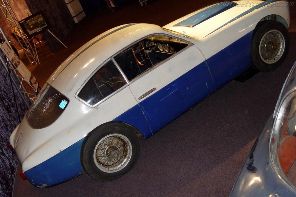Fiat 8V Zagato Coupe - Chassis: 106*000058   - 2004 Interclassics and Topmobiel