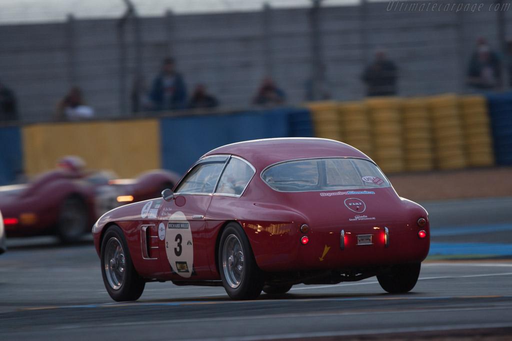 Fiat 8V Zagato Coupe - Chassis: 106*000088   - 2012 Le Mans Classic