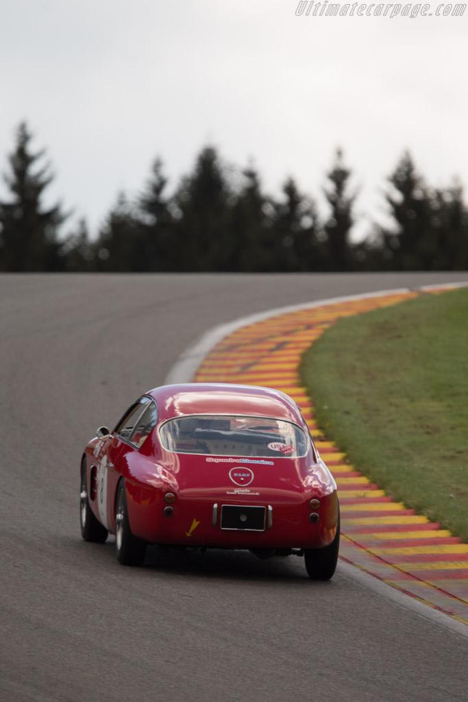 Fiat 8V Zagato Coupe - Chassis: 106*000088   - 2014 Spa Classic
