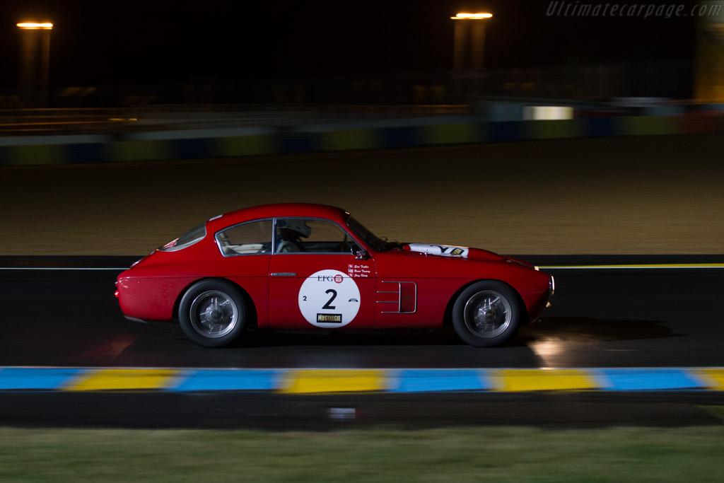 Fiat 8V Zagato Coupe - Chassis: 106*000088   - 2014 Le Mans Classic