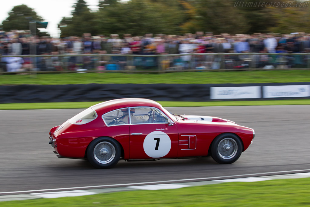 Fiat 8V Zagato Coupe - Chassis: 106*000088   - 2015 Goodwood Revival