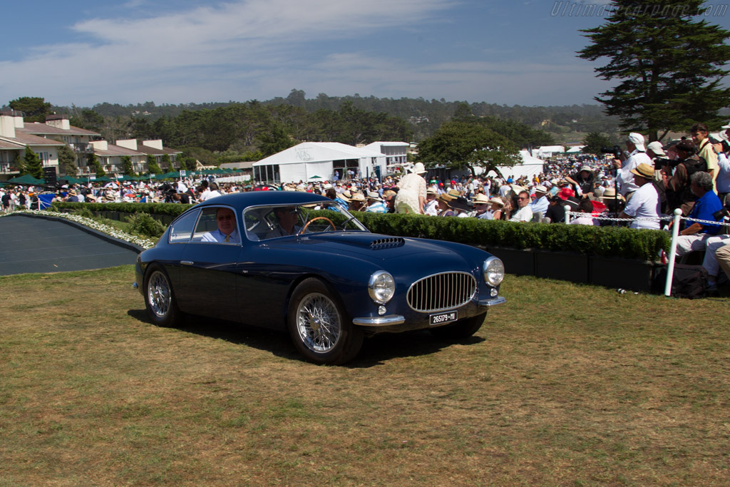 Fiat 8V Zagato Coupe - Chassis: 106*000058   - 2015 Pebble Beach Concours d'Elegance