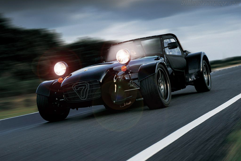 Click here to open the Caterham CSR 260 gallery