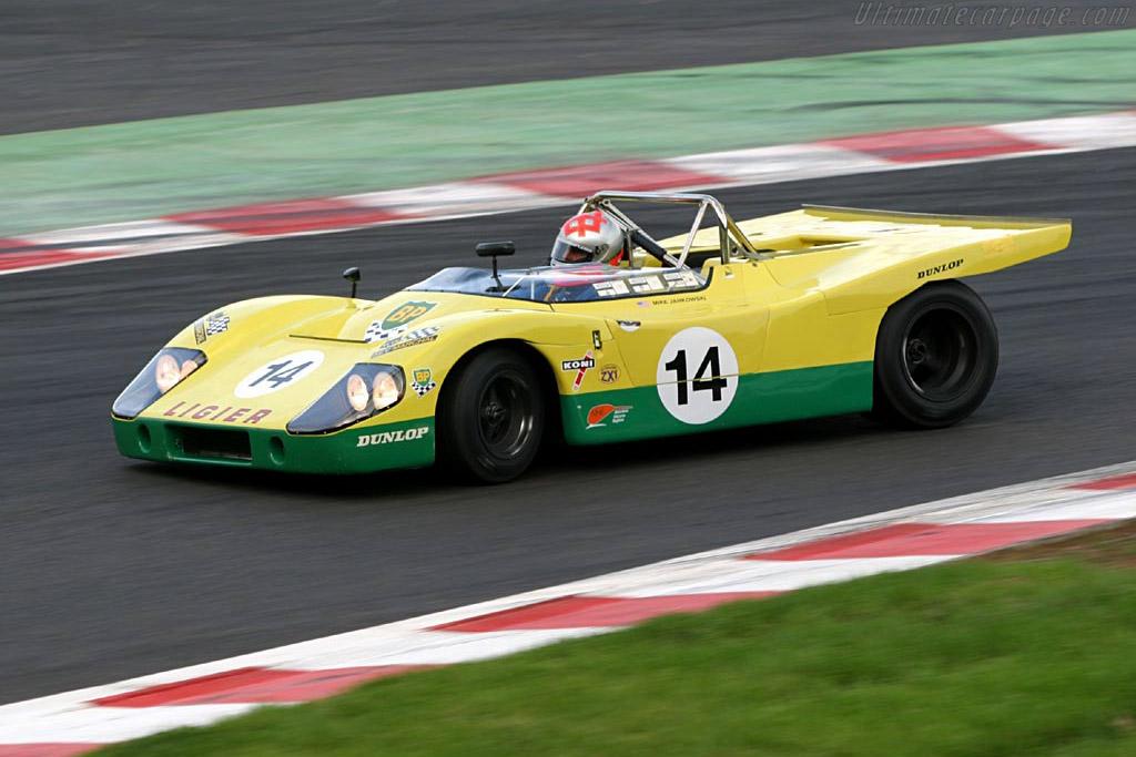 Ligier JS3 Cosworth - Chassis: JS3-01   - 2004 Le Mans Endurance Series Spa 1000 km