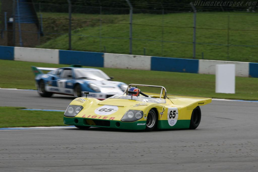 Ligier JS3 Cosworth - Chassis: JS3-01   - 2006 Le Mans Series Donnington 1000 km