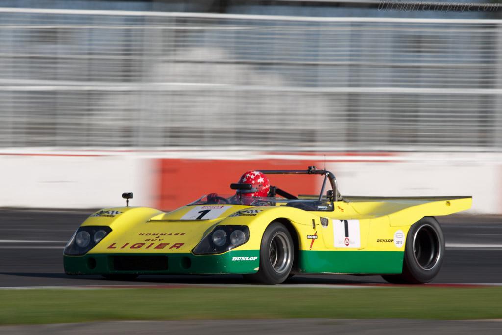 Ligier JS3 Cosworth - Chassis: JS3-01   - 2010 Le Mans Series Silverstone 1000 km (ILMC)