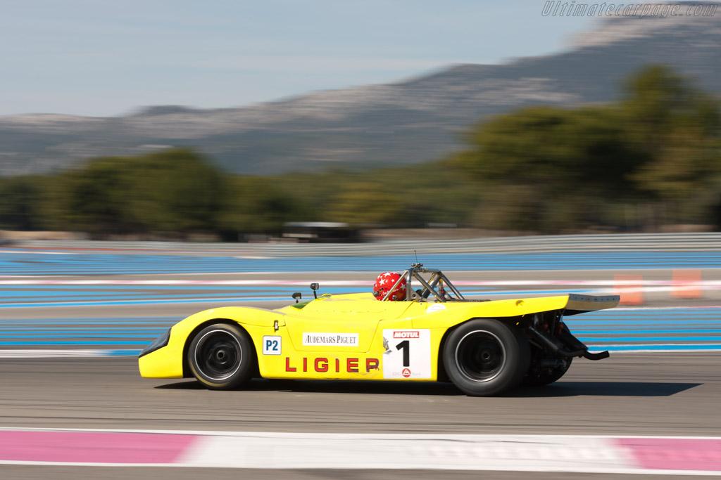 Ligier JS3 Cosworth - Chassis: JS3-01   - 2011 Dix Mille Tours
