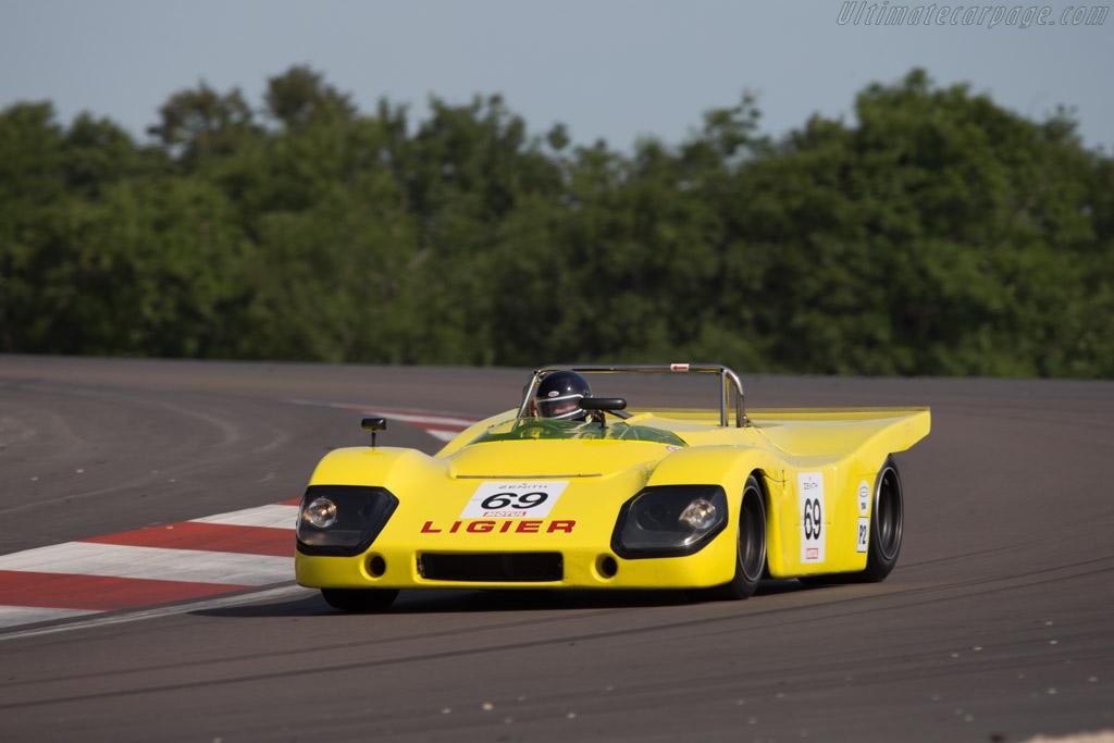 Ligier JS3 Cosworth - Chassis: JS3-01   - 2014 Grand Prix de l'Age d'Or