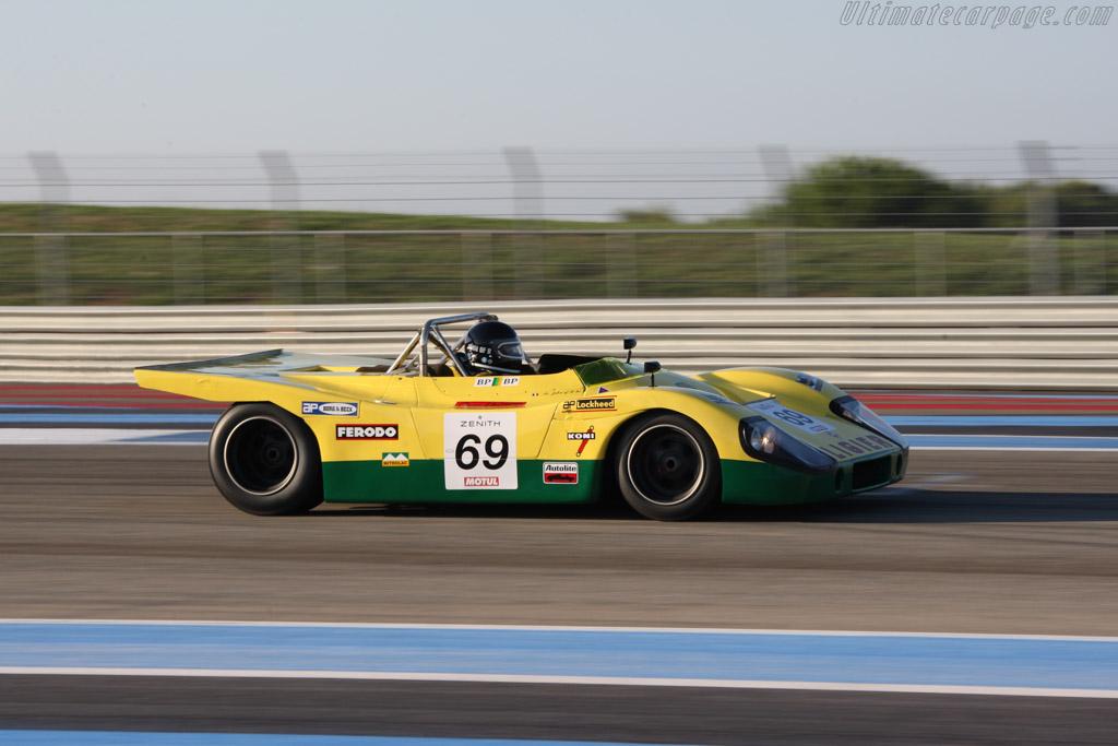 Ligier JS3 Cosworth - Chassis: JS3-01  - 2014 Dix Mille Tours