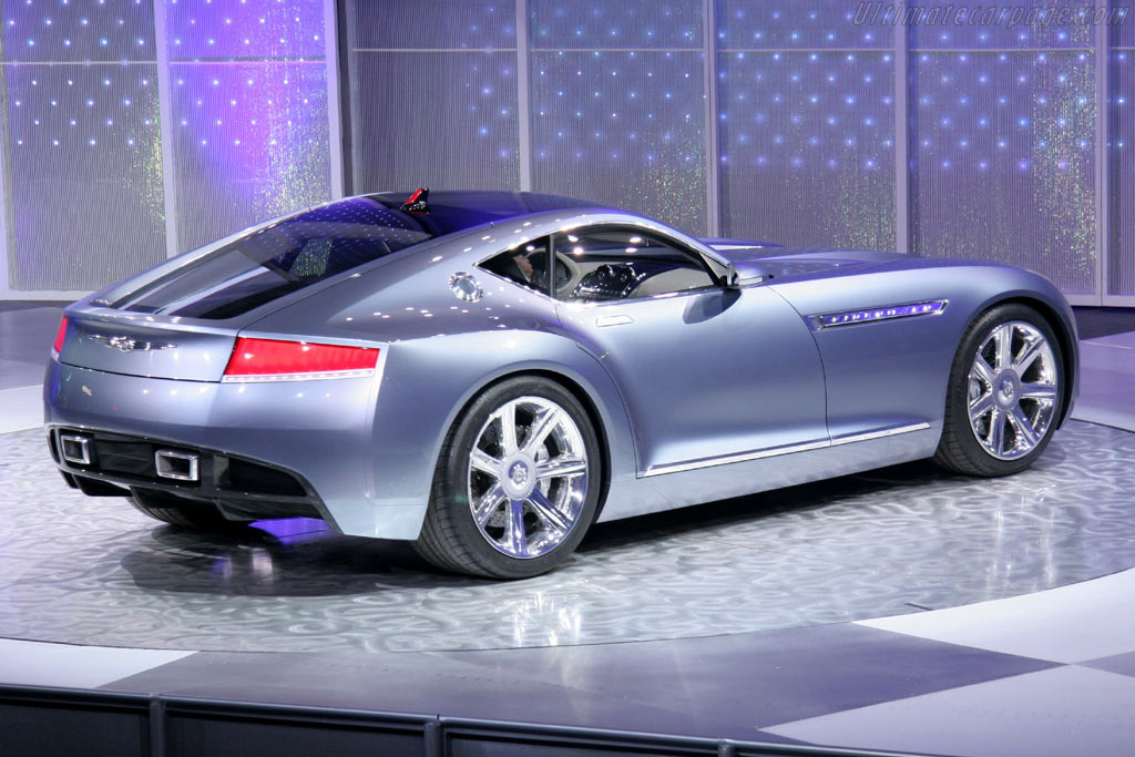 Chrysler Firepower Concept    - 2005 North American International Auto Show (NAIAS)