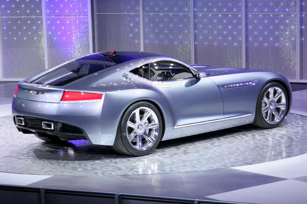 Chrysler Firepower Concept    - 2005 North American International Auto Show (NAIAS)