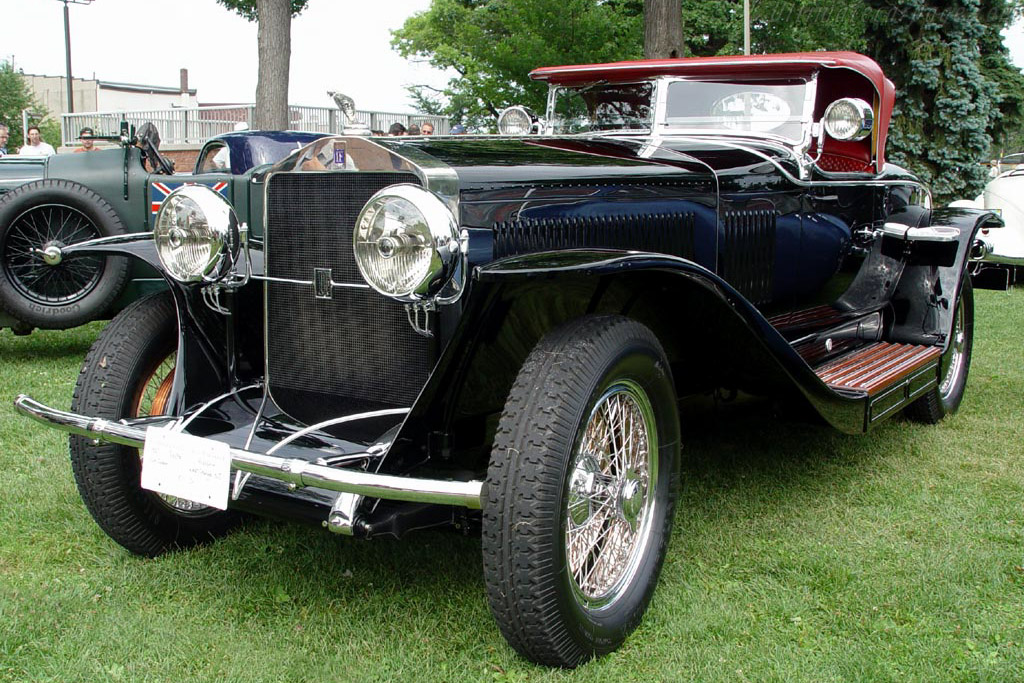 Isotta Fraschini 8A S Fleetwood Roadster - Chassis: 1175   - 2004 Canadian Concours d'Elegance