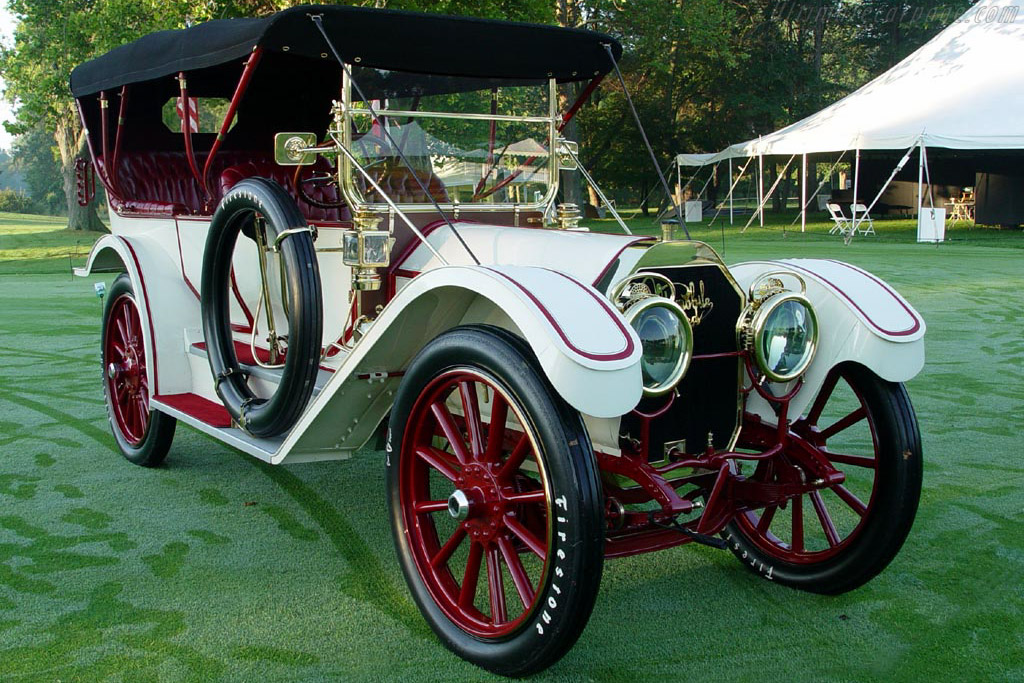 Oldsmobile Limited Touring - Chassis: ?   - 2004 Meadow Brook Concours d'Elegance