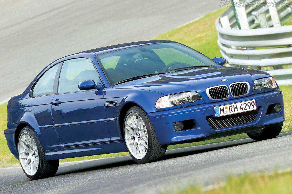 2005 Bmw E46 M3 Competition Package Images Specifications And Information