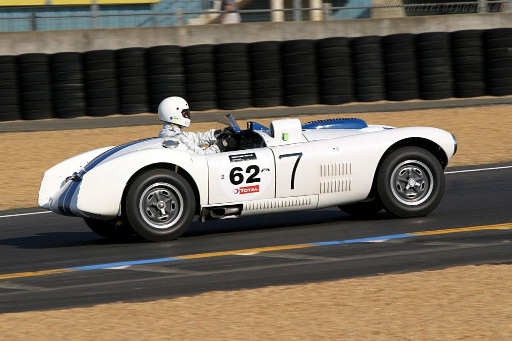 Cunningham C-4R - Chassis: 5216R   - 2004 Le Mans Classic