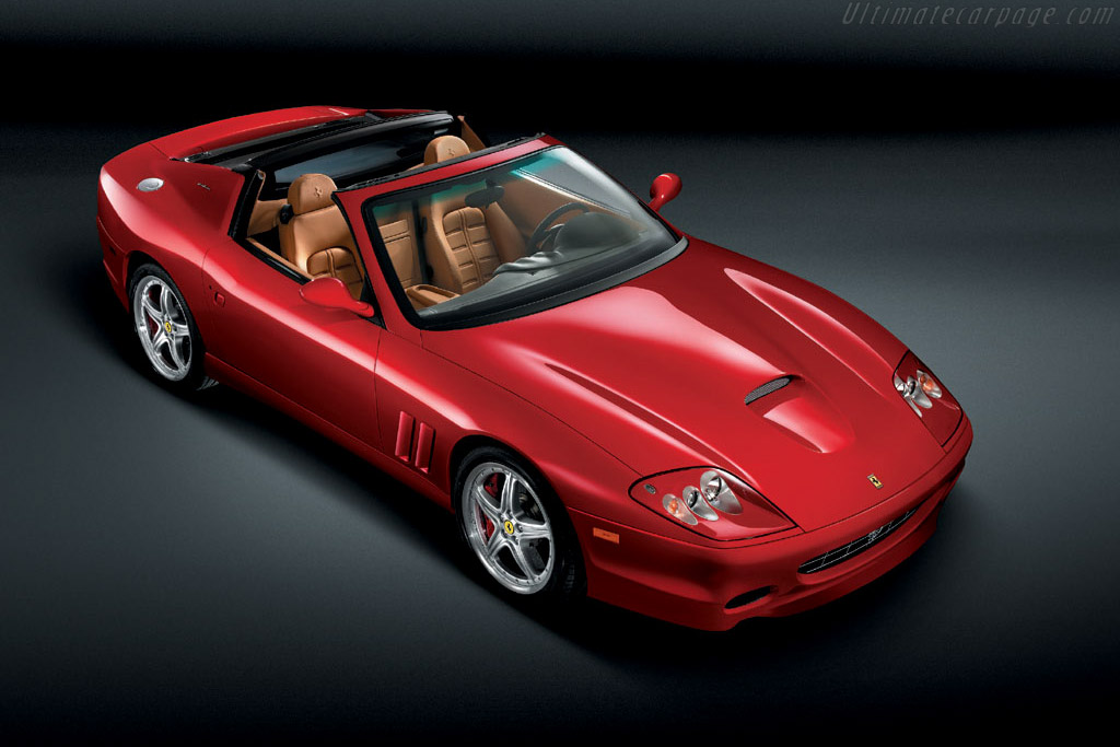 Click here to open the Ferrari 575M SuperAmerica gallery