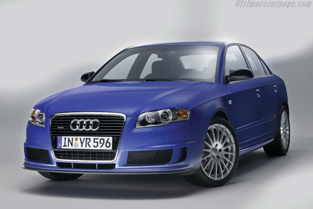 Click here to open the Audi A4 DTM Edition gallery