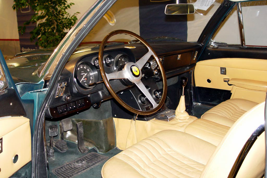 Ferrari 500 Superfast Speciale - Chassis: 6267SF   - 2003 Bonhams Gstaad Auction