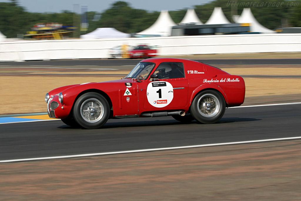 Alfa Romeo 6C 3000 CM Colli Coupe - Chassis: 1361.00126   - 2004 Le Mans Classic