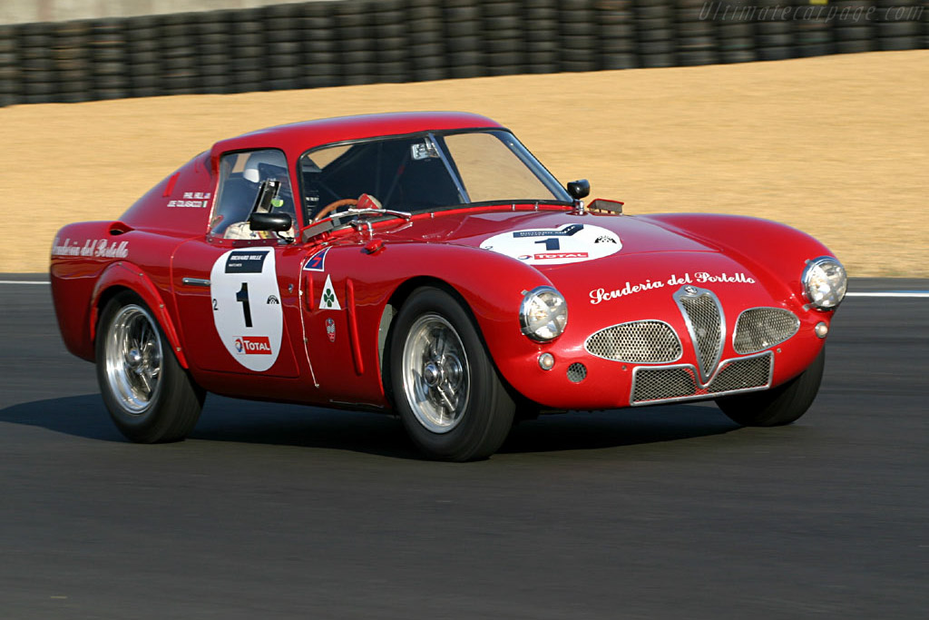 Click here to open the Alfa Romeo 6C 3000 CM Colli Coupe gallery