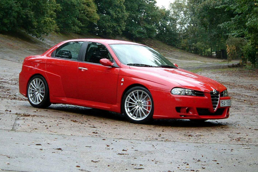 Click here to open the Alfa Romeo 156 GTA AM gallery