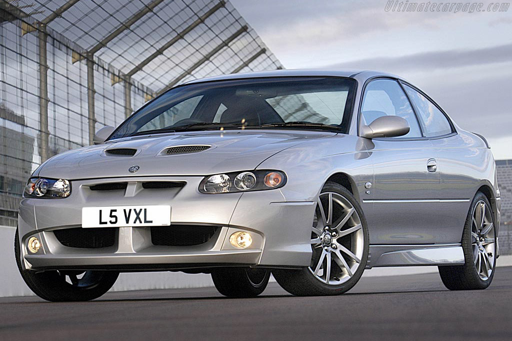 Click here to open the Vauxhall VXR gallery
