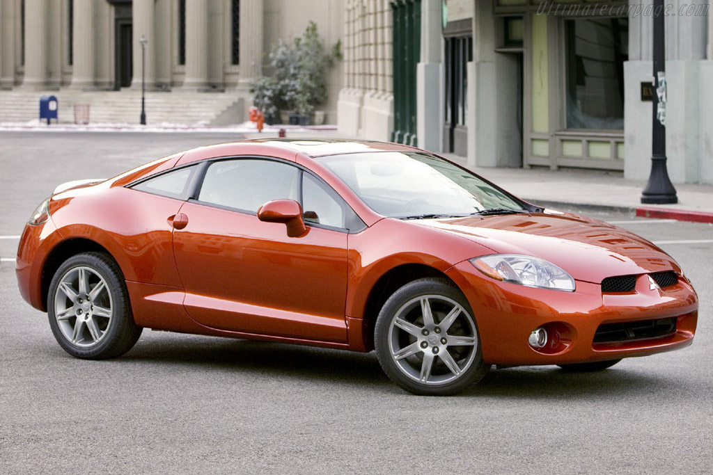 Click here to open the Mitsubishi Eclipse GT gallery
