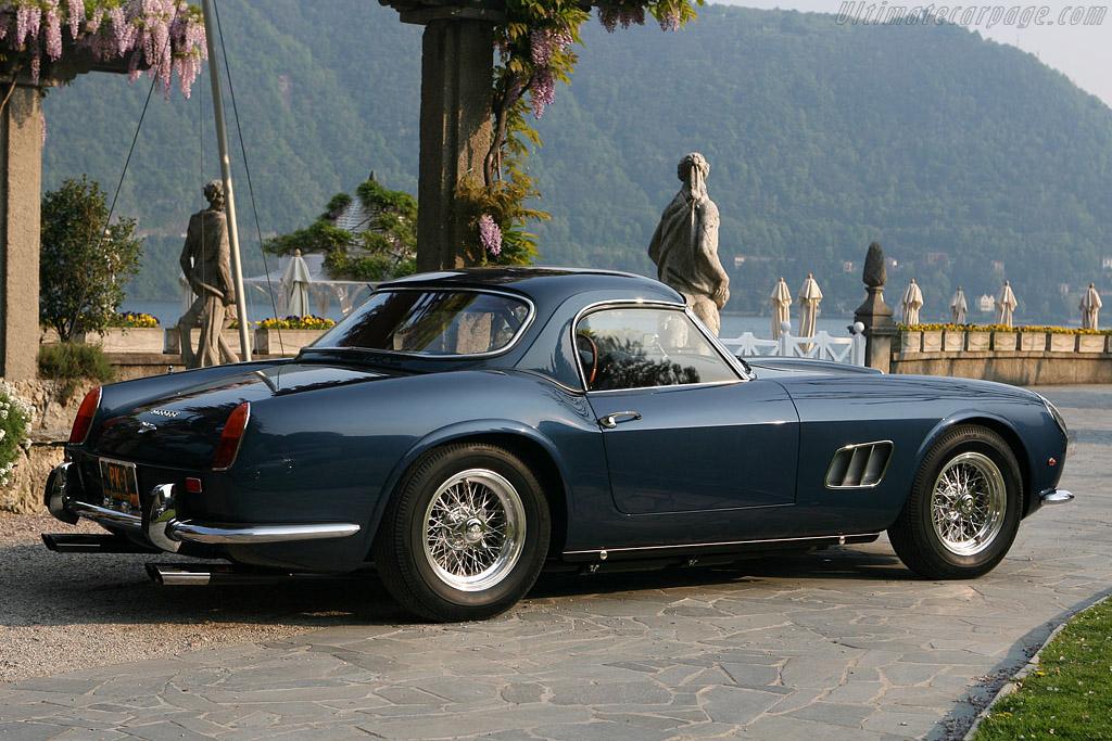 Ferrari 250 GT SWB California Spyder - Chassis: 2561GT   - 2007 Concorso d'Eleganza Villa d'Este