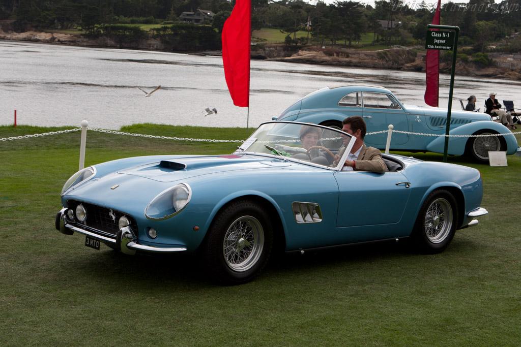 Ferrari 250 GT SWB California Spyder - Chassis: 3059GT   - 2010 Pebble Beach Concours d'Elegance